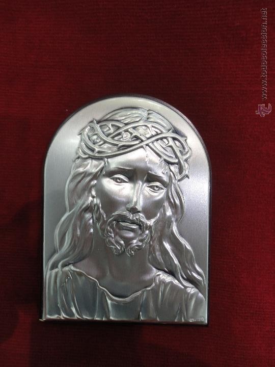 SANTA FAZ EN PLATA (Arte - Arte Religioso - Iconos)