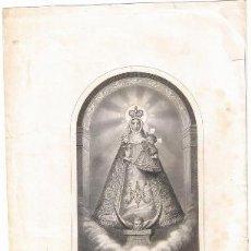 Arte: GRABADO- Nº SRA. DE CODES.EN LA VILLA DE TORRALBA-NAVARRA. 26X18CM. LUIS TASSO-BARCELONA. Lote 42847810