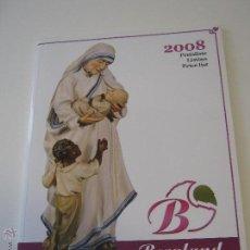 Arte: CATALOGO IMAGINERIA RELIGIOSA BERGLAND - IMAGENES ESCULTURAS ARTE SACRO ICONOGRAFIA SANTOS. Lote 43025536