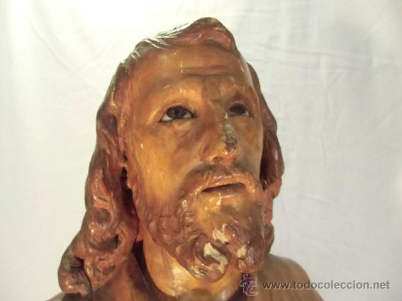 Arte: San isidro de madera, siglo XVIII-XIX - Foto 6 - 43043903