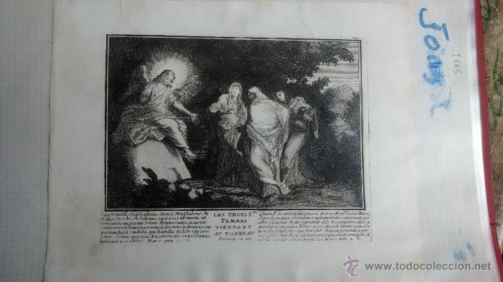 ANTIGUO GRABADO RELIGIOSO (Arte - Arte Religioso - Grabados)