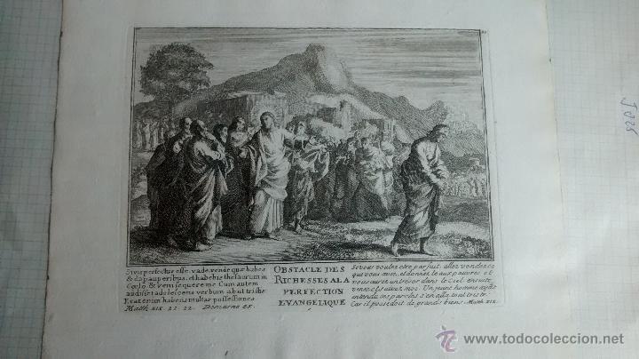 GRABADO RELIGIOSO ANTIGUO (Arte - Arte Religioso - Grabados)