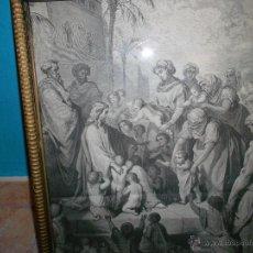 Arte: BONITO CUADRO CON LAMINA . Lote 43277106
