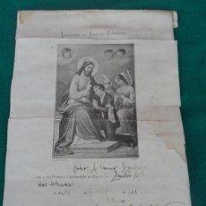 Arte: GRABADO RELIGIOSO. Lote 43628356