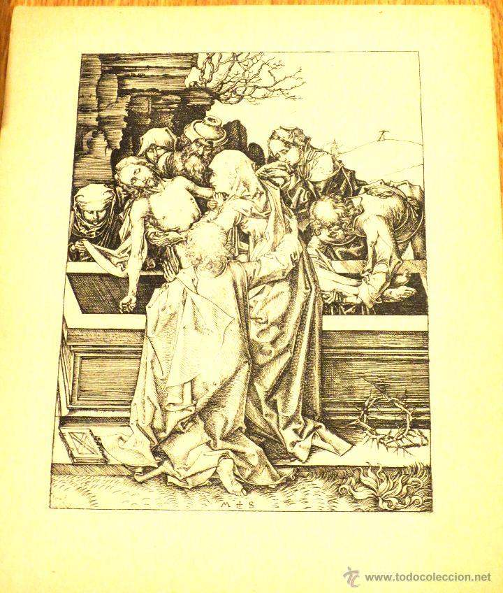 GRABADO RELIGIOSO PRINCIPIOS SIGLO XX (Arte - Arte Religioso - Grabados)