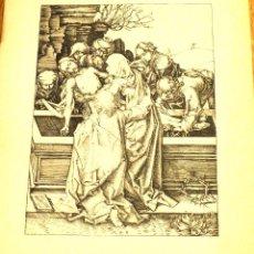 Arte: GRABADO RELIGIOSO PRINCIPIOS SIGLO XX. Lote 43689920