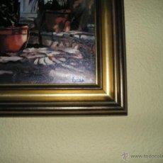 Arte: MAGNIFICA PINTURA AL OLEO DE AYUSO. Lote 43875958