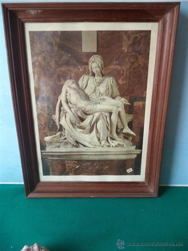 LAMINA RELIGIOSA (Arte - Arte Religioso - Pintura Religiosa - Otros)