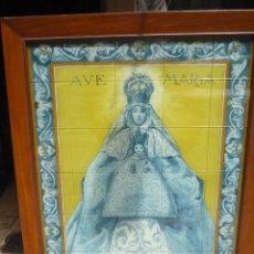 Arte: NUESTRA SEÑORA DE LOS REYES. Lote 44215998