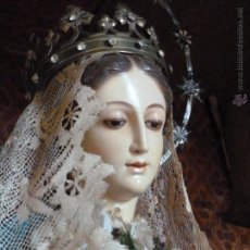 Arte: VIRGEN INMACULADA CAP Y POTA S XIX. Lote 45128345