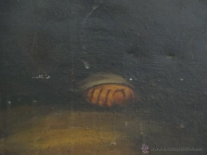 Arte: ÓLEO SOBRE LIENZO NIÑO DE PASIÓN SIGLO XVII - 1000-050 - Foto 5 - 43426843
