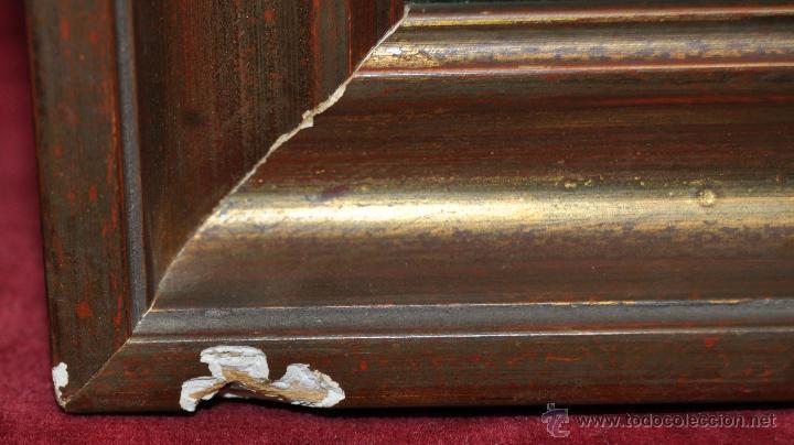 Arte: BONITO ESMALTE DE TEMA RELIGIOSO DE LOS AÑOS 40. FIRMADO EN LA BASE - Foto 12 - 45579338