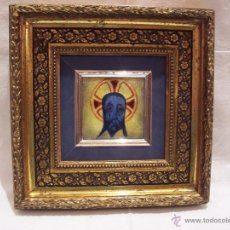 Arte: ESMALTE AL FUEGO DE LA SANTA FAZ DE ALICANTE.. Lote 45711634