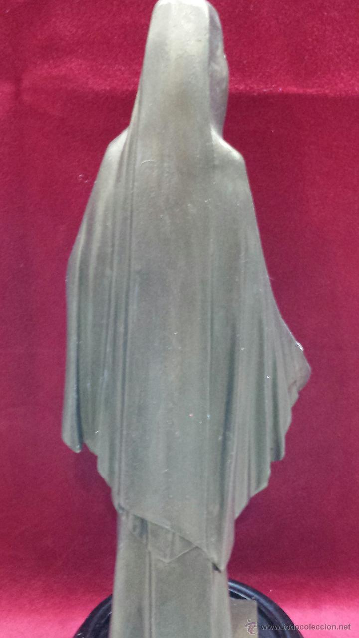 Arte: Figura Virgen Maria - Foto 3 - 45852565