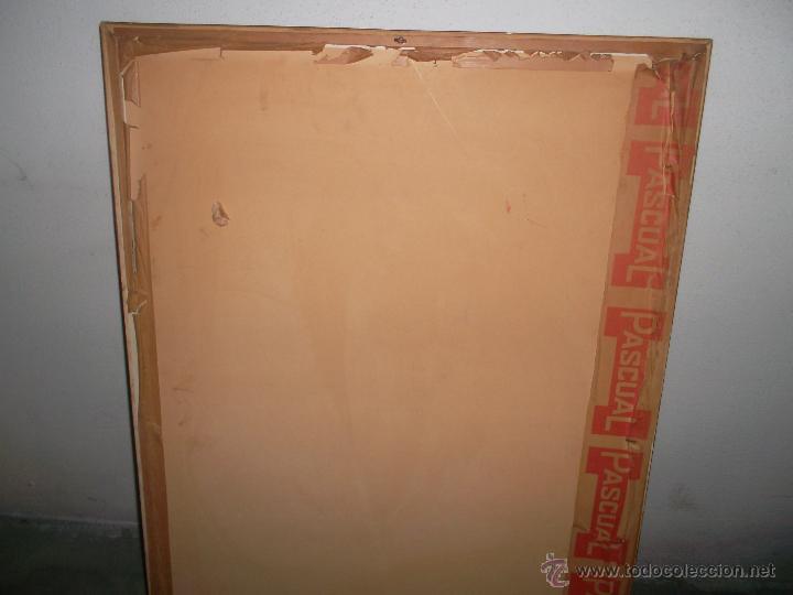 Arte: pintura sobre tabla antigua - Foto 2 - 45905830