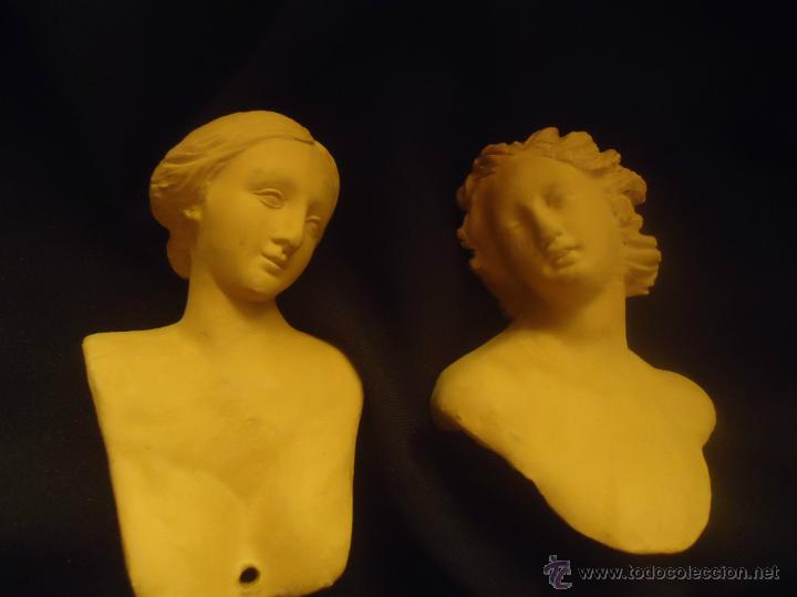 Arte: fantasticas cabezas napolitanas originales s.XIX - Foto 3 - 46754696