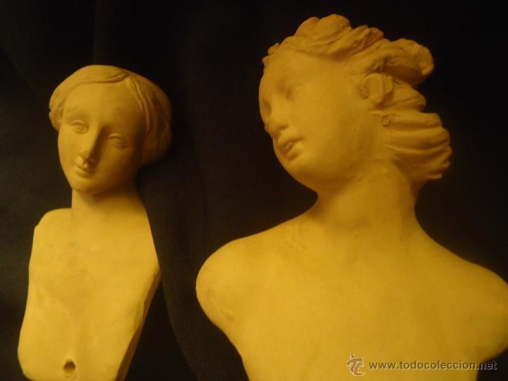 Arte: fantasticas cabezas napolitanas originales s.XIX - Foto 4 - 46754696