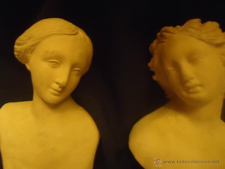 Arte: fantasticas cabezas napolitanas originales s.XIX - Foto 5 - 46754696