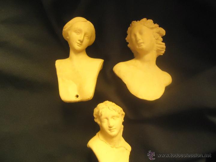 Arte: fantasticas cabezas napolitanas originales s.XIX - Foto 10 - 46754696