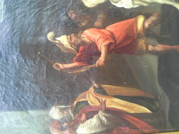 Arte: OLEO SOBRE LIENZO SIGLO XVII - Foto 3 - 46949492
