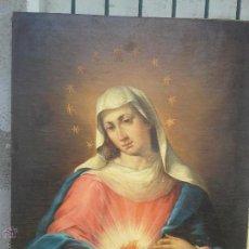 Arte: OLEO SOBRE LIENZO SIGLO XVIII. Lote 46953250