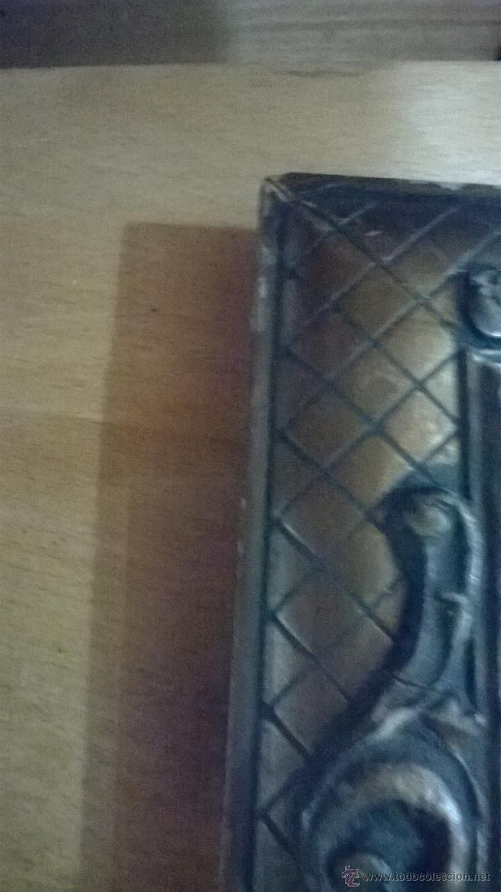 Arte: ANTIGUO GRABADO SIGLO XVII con marco muy antiguo. - Foto 9 - 47084204