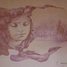 Arte: 2 LITOGRAFIAS ORIGINALES LAS 4 ESTACIONES CAPOZZOLI FIRMADAS CON P.A. Lote 47242482