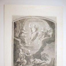 Arte: LA TRANSFIGURATION DE JESUS-CHRIST. LA TRANSFIGURACIÓN DE JESUCRISTO.. Lote 47784835