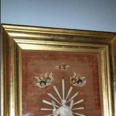 Arte: INUSUAL SAN ANTONIO EN MARFIL XVIII. Lote 48155841