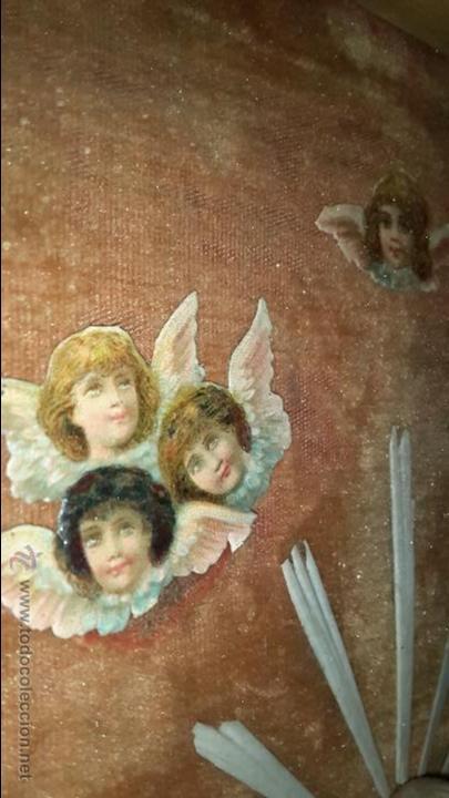 Arte: INUSUAL SAN ANTONIO EN MARFIL XVIII - Foto 5 - 48155841