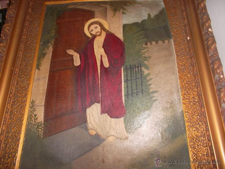 Arte: pareja de pinturas religiosas - Foto 9 - 39913026