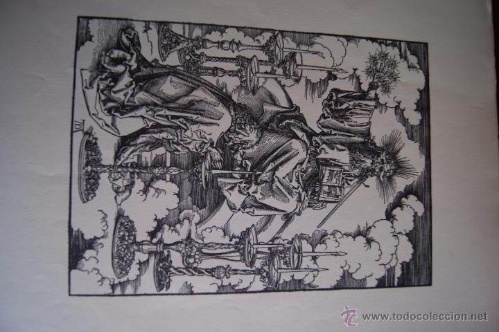 Arte: ALBERTO DURERO EL APOCALIPSIS 1971 FACSIMIL - Foto 5 - 48772570