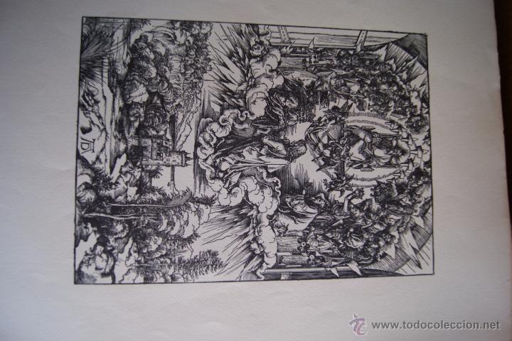 Arte: ALBERTO DURERO EL APOCALIPSIS 1971 FACSIMIL - Foto 6 - 48772570