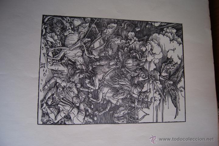 Arte: ALBERTO DURERO EL APOCALIPSIS 1971 FACSIMIL - Foto 7 - 48772570