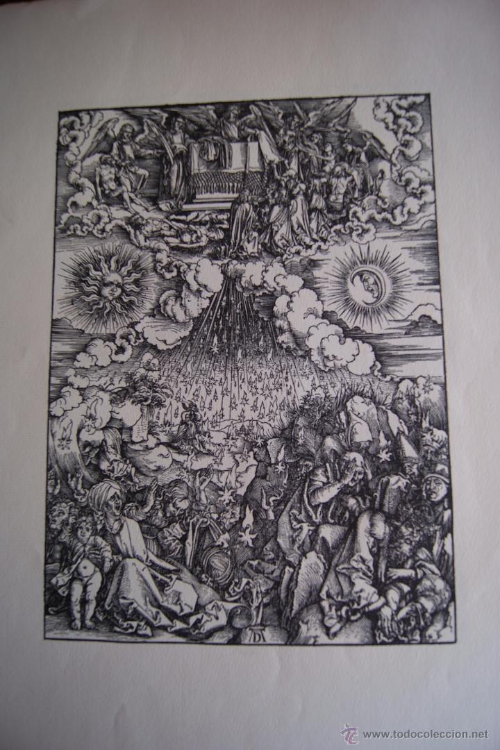 Arte: ALBERTO DURERO EL APOCALIPSIS 1971 FACSIMIL - Foto 8 - 48772570
