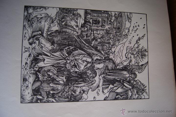 Arte: ALBERTO DURERO EL APOCALIPSIS 1971 FACSIMIL - Foto 10 - 48772570