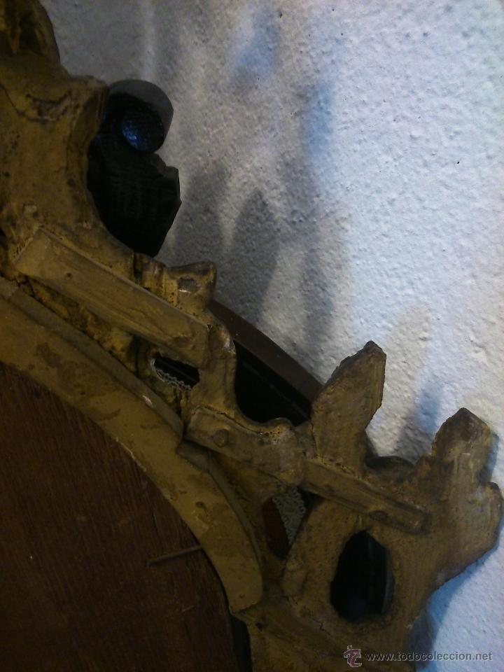 Arte: * PIEZA DEL SIGLO XVIII.OLEO DE SAN JOSE Y EL NIÑO - Foto 15 - 48833581