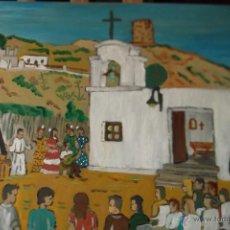 Arte: LA VIRGEN DE LOS DOLORES EN GUAINOS -ADRA DE CRESPO. Lote 49170982