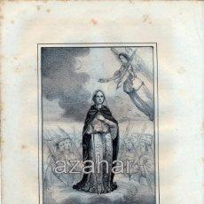 Arte: LITOGRAFIA DEL SIGLO XIX DE SANTA URSULA Y COMPAÑERAS,LOZANO DIBº Y LITº. LIT DE J.DONON, 160X210MM. Lote 49353083