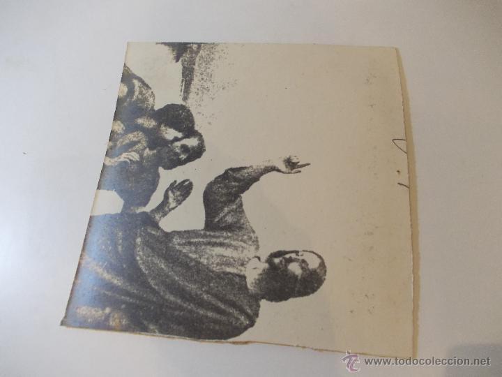 Arte: PRECIOSA Y ESPECTACULAR LITOGRAFIA DEL SIGLO XIX. EN CARTON DURO. DE EXCELENTE CALIDAD. - Foto 3 - 49647330