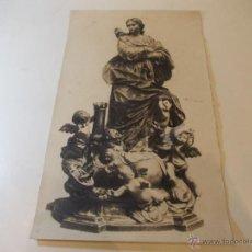 Arte: PRECIOSA Y ESPECTACULAR LITOGRAFIA DEL SIGLO XIX. EN CARTON DURO. DE EXCELENTE CALIDAD. 29,5 X 49,5 . Lote 49647668