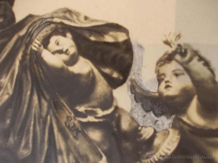 Arte: PRECIOSA Y ESPECTACULAR LITOGRAFIA DEL SIGLO XIX. EN CARTON DURO. DE EXCELENTE CALIDAD. 29,5 X 49,5 - Foto 4 - 49647668