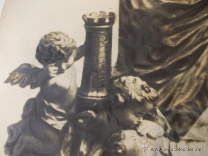 Arte: PRECIOSA Y ESPECTACULAR LITOGRAFIA DEL SIGLO XIX. EN CARTON DURO. DE EXCELENTE CALIDAD. 29,5 X 49,5 - Foto 5 - 49647668