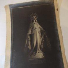 Arte: PRECIOSA Y ESPECTACULAR LITOGRAFIA ILUMINADA DEL SIGLO XIX. EN CARTON DURO. Lote 49692086
