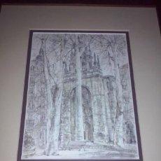 Arte: LITOGRAFIA MAC MAHON. Lote 49772500