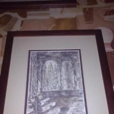 Arte: LITOGRAFIA MAC MAHON. Lote 49772586