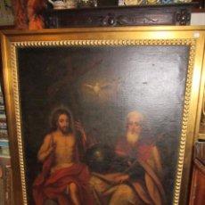 Arte: ÓLEO SOBRE LIENZO - SANTOS - DEL S. XVIII APROX. LIENZO: 91,5 X 124 CMS.. Lote 49993939