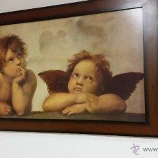 Arte: CUADRO ANGELITOS. Lote 50017449
