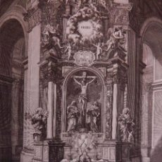 Arte: ANTIGUO GRABADO RELIGIOSO. SIGLO XVIII. Lote 50130111