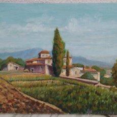 Arte: CAN BRUSTENGA. SANTA EULALIA DE ROSANA. POR LLUIS NOGUERA. Lote 50144935